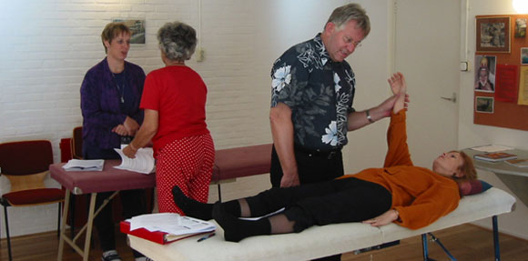 Clinical Intensive Touch for Health Workshop- Muscle Testing